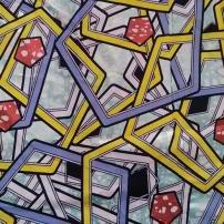 pentagone-bleu-jaune
